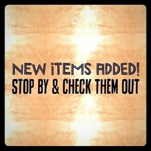 Other - New Items Just Listed!